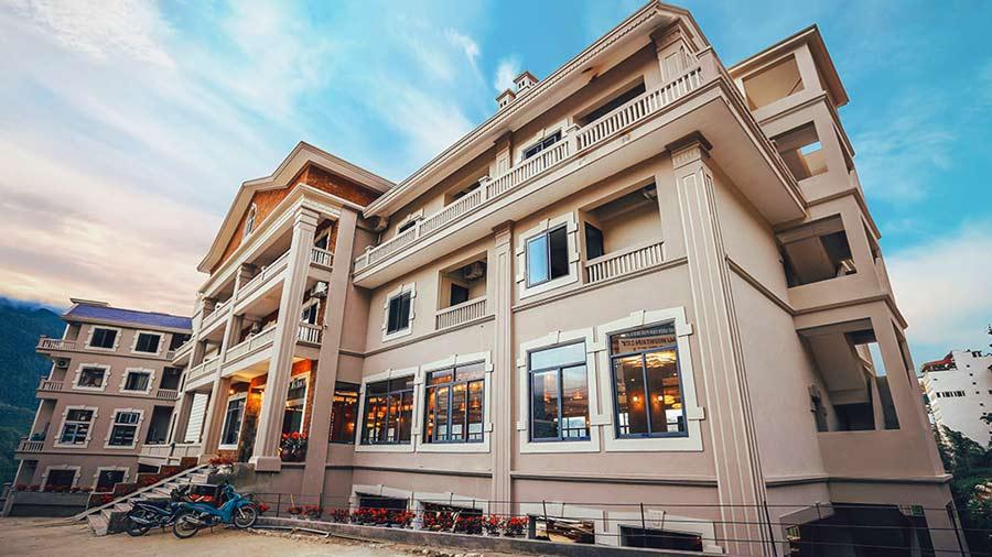 Khách sạn Charm Sapa lộng lẫy giữa núi rừng Sapa