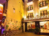 Khách sạn Sapa Diamond sang trọng