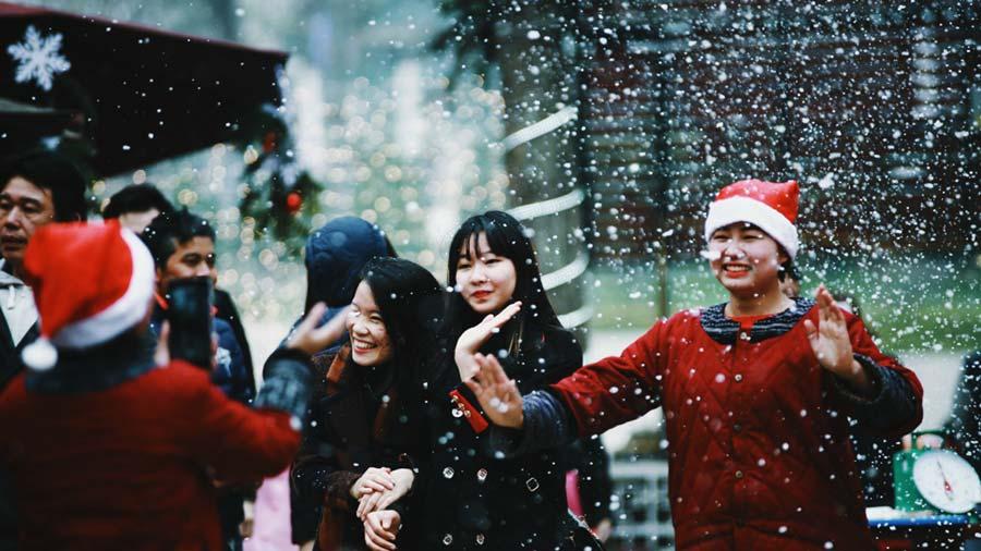 Lễ hội mùa đông độc đáo