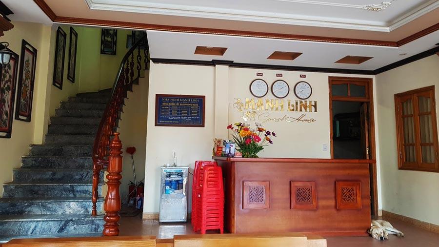 Mạnh Linh - Nhà nghỉ giá rẻ cho chuyến đi tiết kiệm