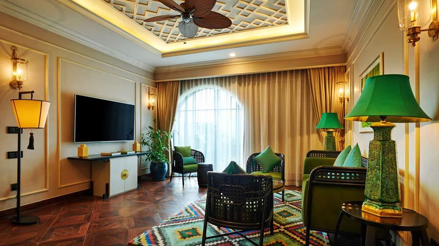 Phòng Duplex đẹp hút hồn khách du lịch