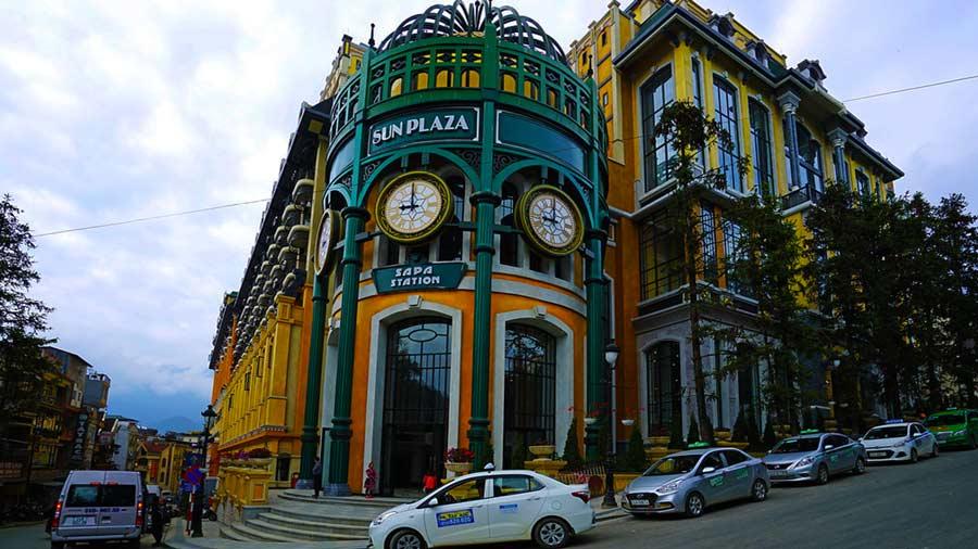 Sun Plaza Sapa - Địa điểm du lịch Sapa không thể bỏ lỡ