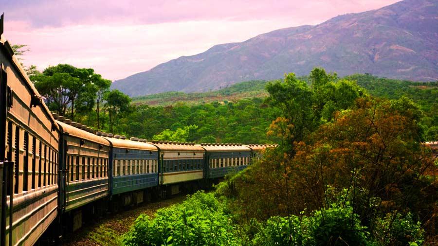 Du lịch Sapa bằng tàu hỏa là trải nghiệm vô cùng thú vị