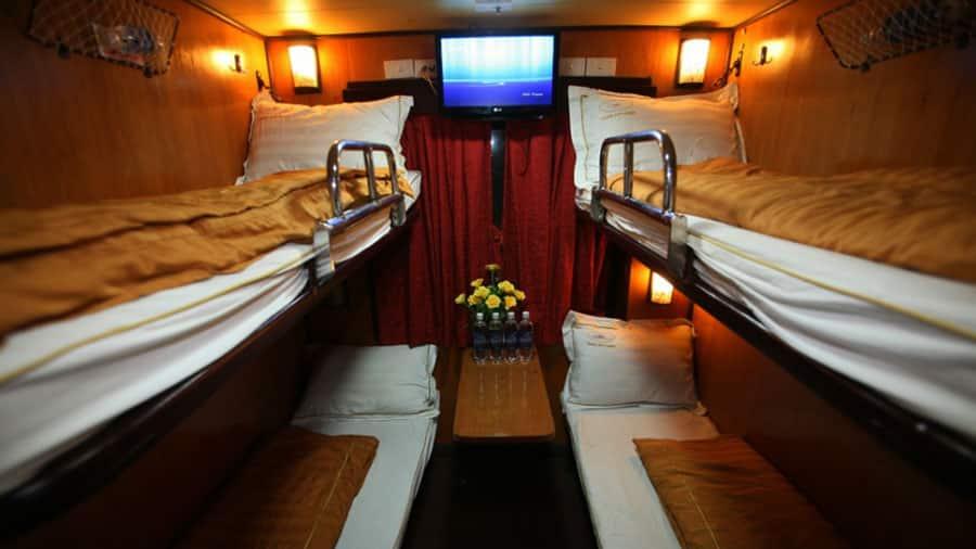 Tàu hỏa Hà Nội - Lào Cai là lựa chọn lý tưởng cho chuyến du lịch của bạn