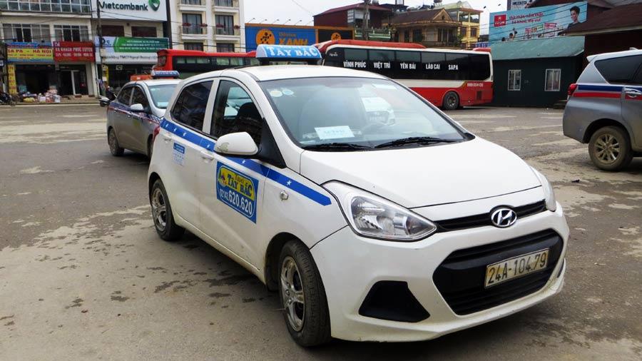 Taxi Tây Bắc - Hãng taxi Sapa uy tín