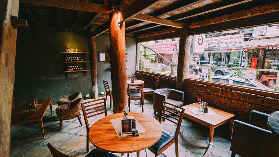 The Hill Station Sapa - Quán cafe độc đáo tại Sapa