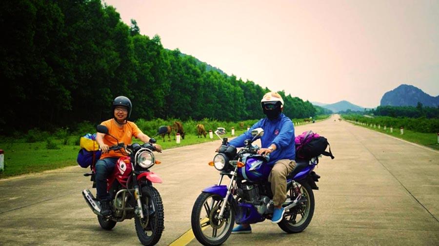Xe máy đi Sapa là trải nghiệm vô cùng đáng nhớ