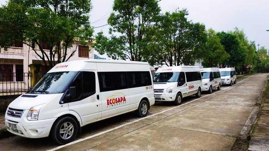 Eco Sapa - Hãng limousine đi Sapa tiện ích, chất lượng dịch vụ cao