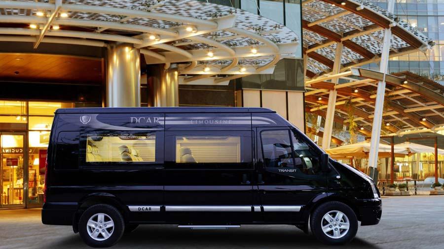 Xe limousine - Một trong những lựa chọn du lịch Sapa lý tưởng