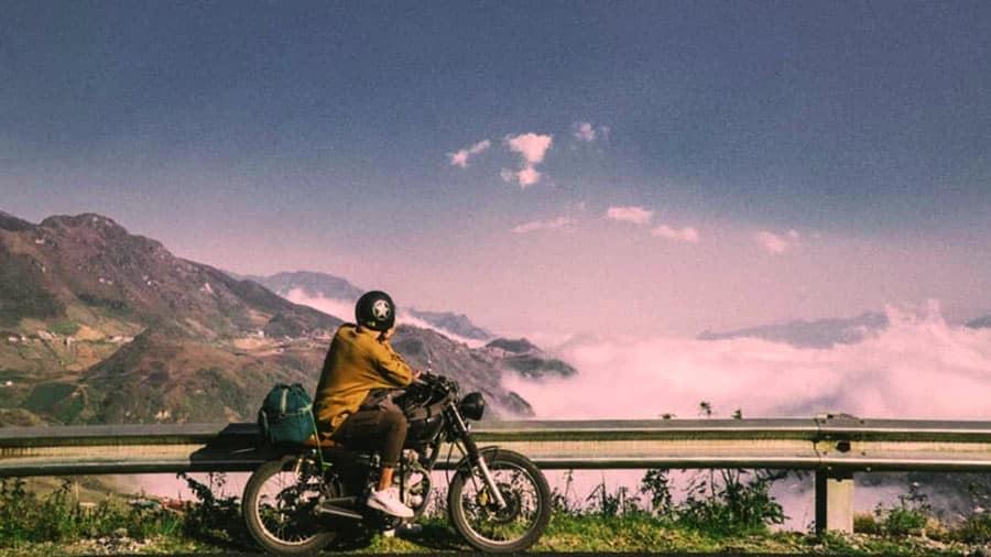 Xe máy đi Sapa- Chiêm ngưỡng khung cảnh thiên nhiên tuyệt đẹp
