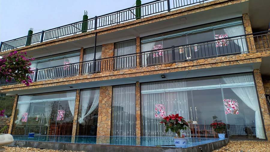 Dream House là điểm dừng chân lý tưởng cho du khách muốn tận hưởng cảm giác bình yên