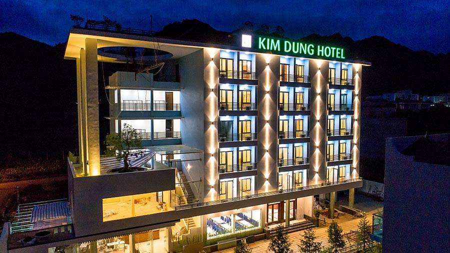 Khách sạn Kim Dung Mộc Châu sang trọng, tinh tế
