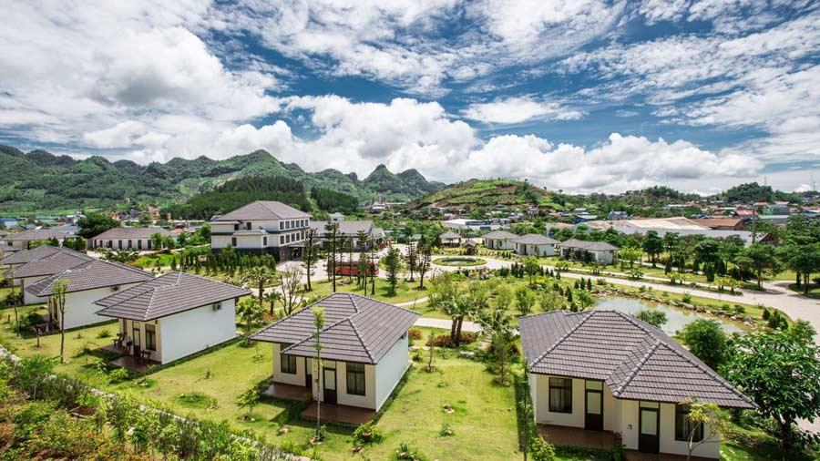 Khách sạn Thảo Nguyên - Khu resort cao cấp, ấn tượng với tiêu chuẩn 4 sao ở Mộc Châu