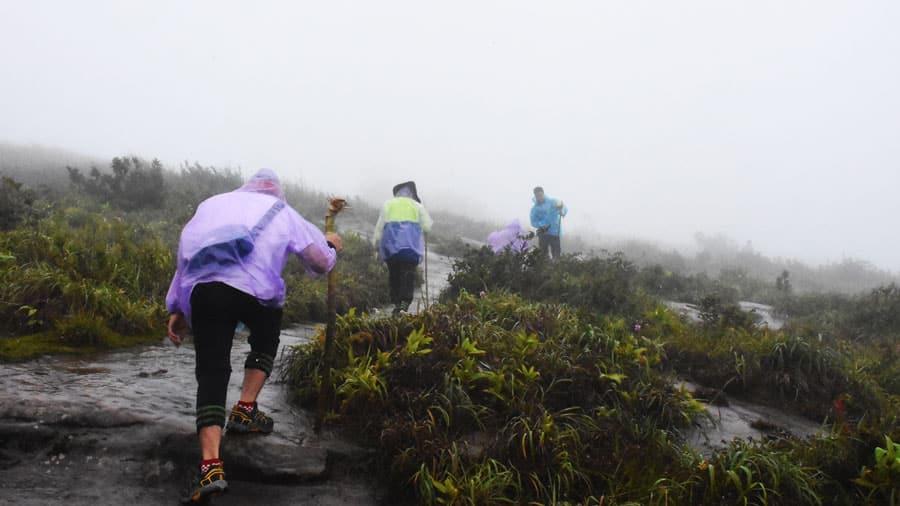 Hành trình khám phá đỉnh Pha Luông hùng vĩ