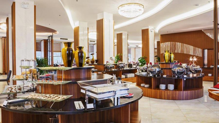 Nhà hàng Mộc Hương phục vụ ẩm thực ngon miệng cùng không gian sang trọng