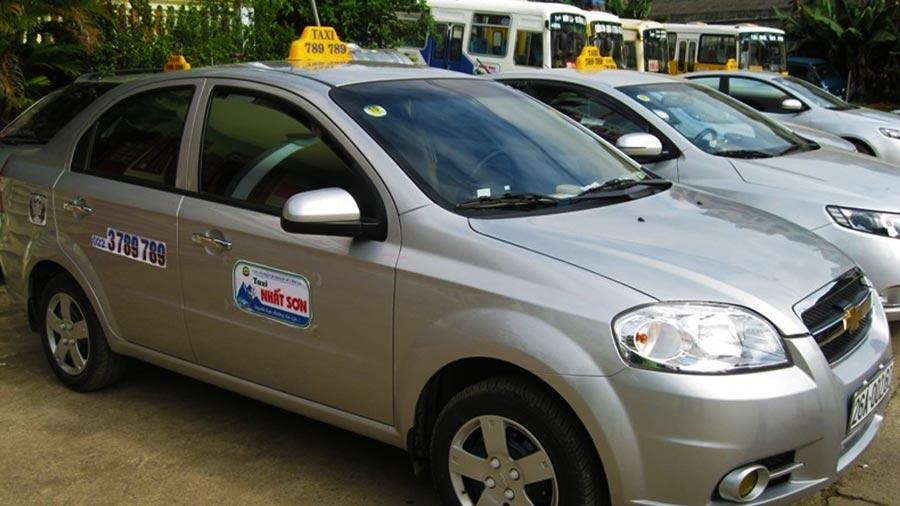 Taxi Nhất Sơn Mộc Châu