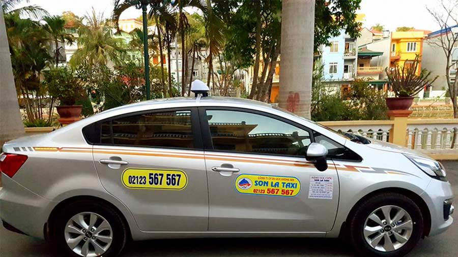 Sơn La Taxi