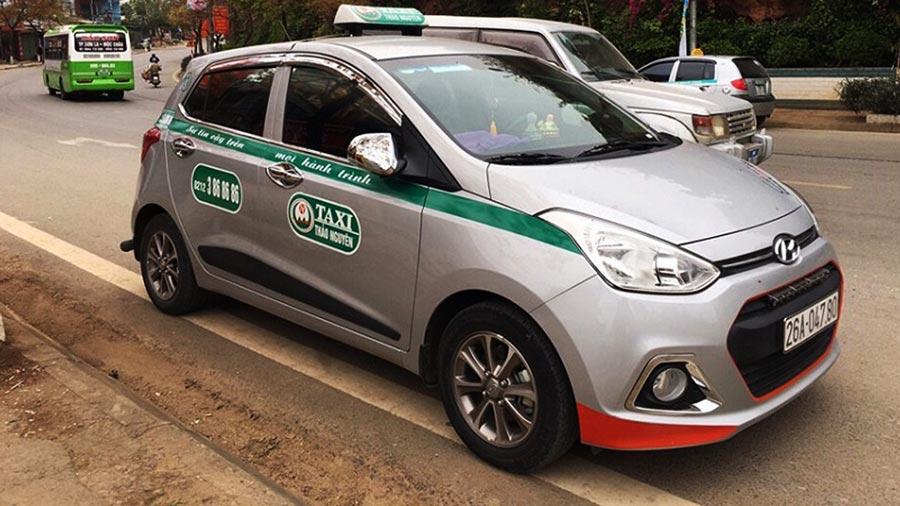 Taxi Thảo Nguyên Mộc Châu