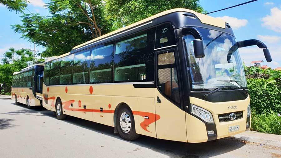 Xe khách Hà Nội - Quảng Bình uy tín, chất lượng
