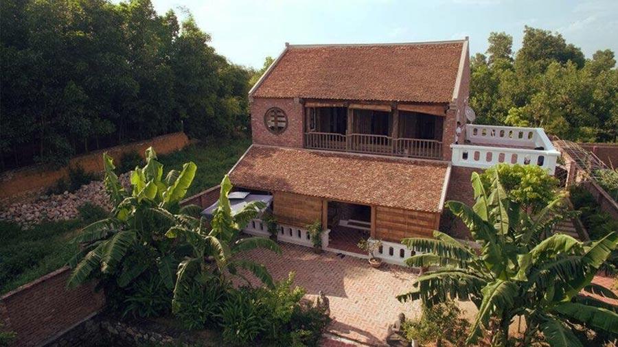 Zen Villa mang nét mộc mạc thôn quê làm say lòng du khách