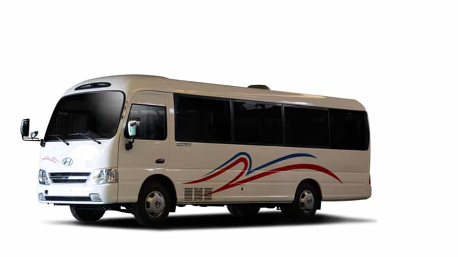 Xe Limousine Mộc Châu Express 29 chỗ