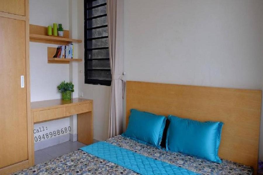 Phòng nghỉ của May Villa