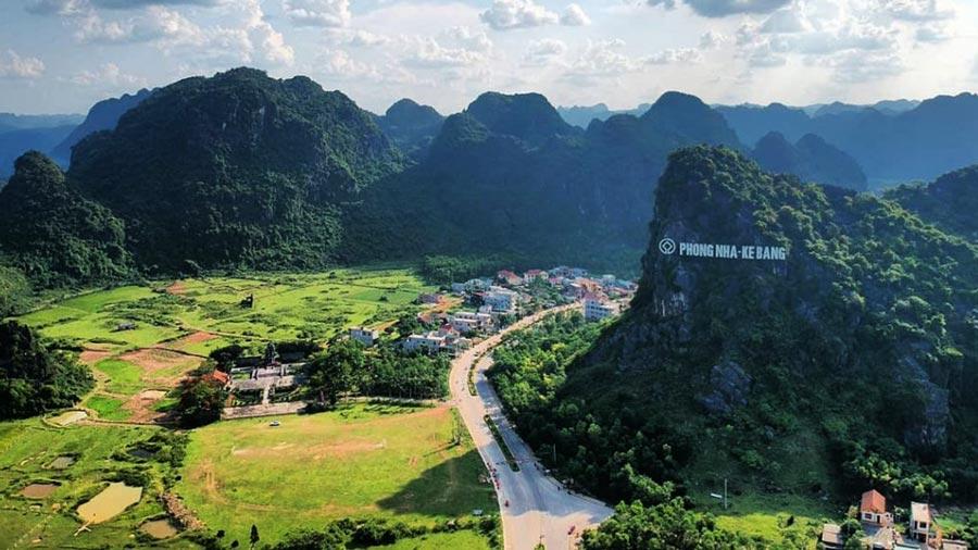Vườn Quốc gia Phong Nha - Kẻ Bàng sở hữu những phong cảnh đẹp đến mê mẩn