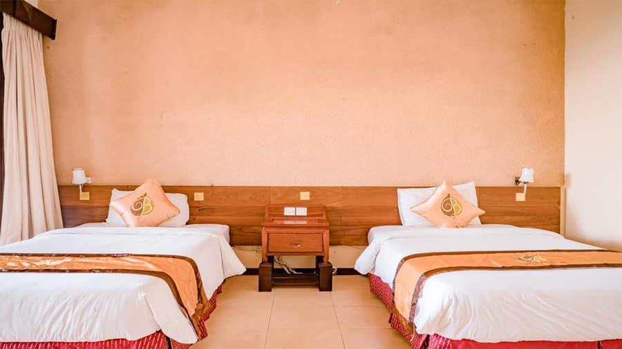 Nội thất phòng ngủ Tam Đảo Belvedere resort