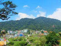 Phong cảnh Tam Đảo ngày hè