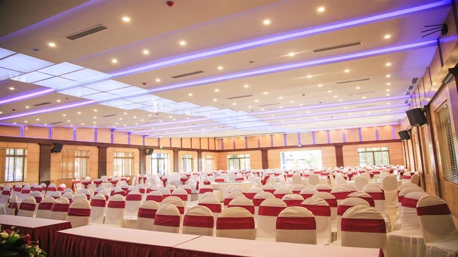 Khán phòng tổ chức hội nghị - sự kiện tại Thảo Nguyên Resort Mộc Châu