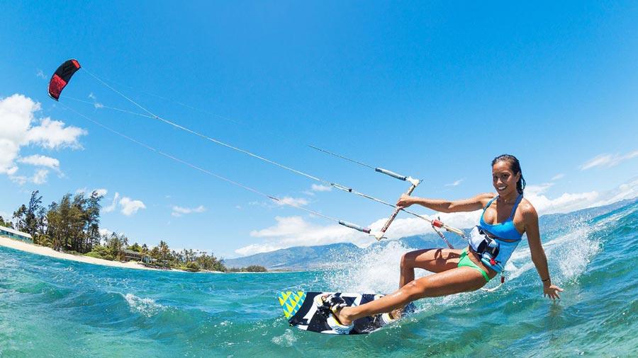 Trải nghiệm lướt sóng cực thú vị tại Sun Spa Resort Quảng Bình