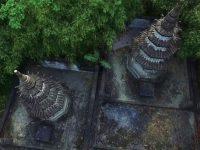 Toàn cảnh chùa Địa Ngục Tam Đảo nhìn từ trên cao