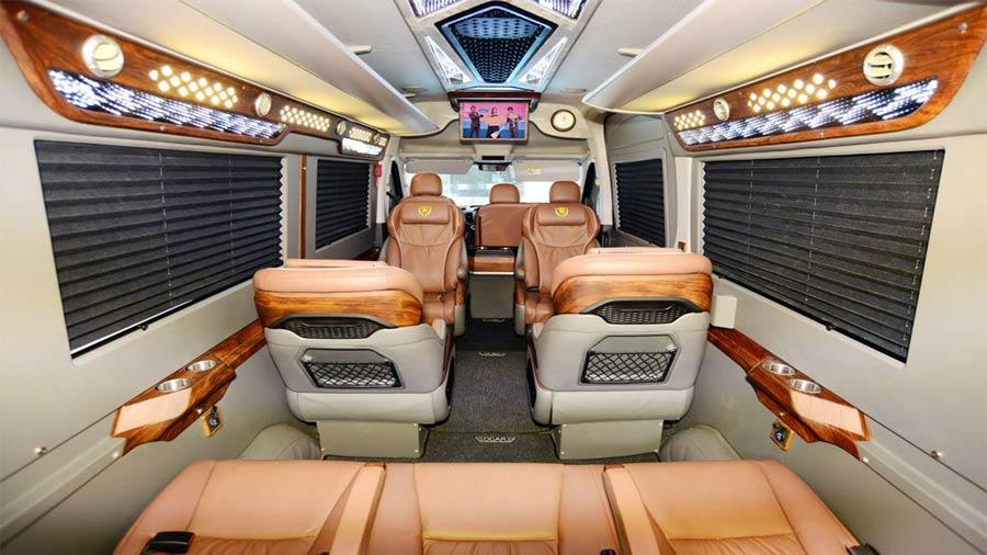 Nhà xe Tiến Thịnh - Xe Vip Limousine