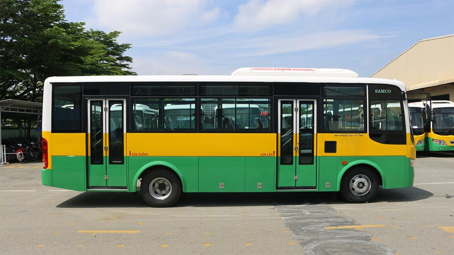 Xe bus 07 (Vĩnh Yên đi Tam Đảo)