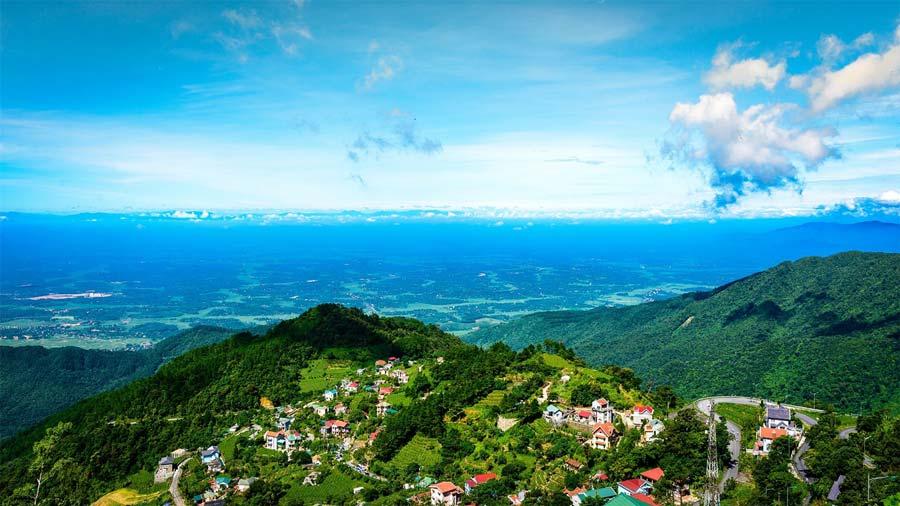 Địa chỉ Tam Đảo Belvedere Resort: Khu 2, Thị trấn Tam Đảo, tỉnh Vĩnh Phúc.