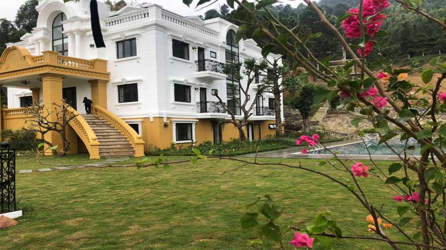 Biệt thự D14 Golf and Resort Tam Đảo