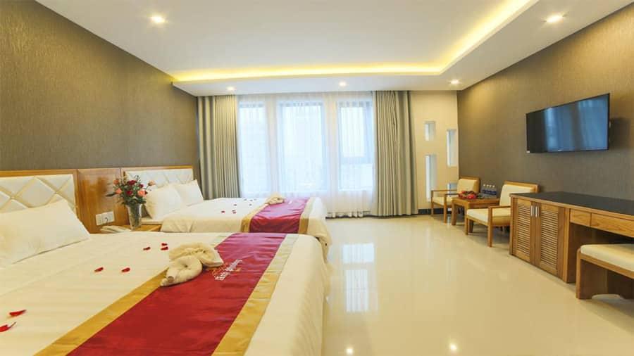 Phòng Executive Sea view - khách sạn Ánh Phương