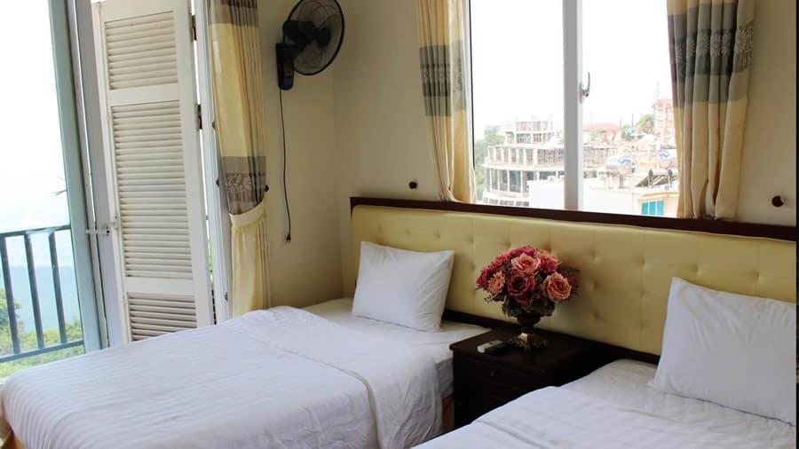 Hanvet Tam Đảo - Khách sạn sở hữu tiện ích hấp dẫn