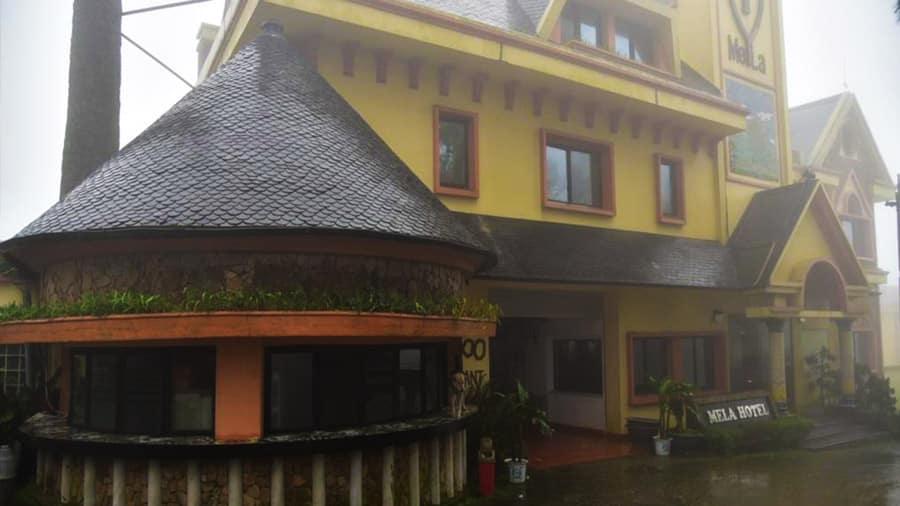 Mela Hotel Tam Đảo gây ấn tượng bởi kiến trúc độc đáo
