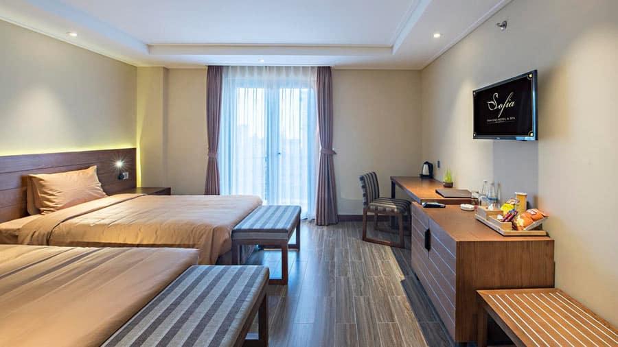 Khách sạn Sofia Tam Đảo - Địa điểm nghỉ dưỡng lý tưởng du lịch Tam Đảo