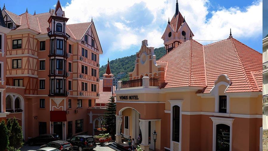 Khách sạn Venus Tam Đảo sang trọng