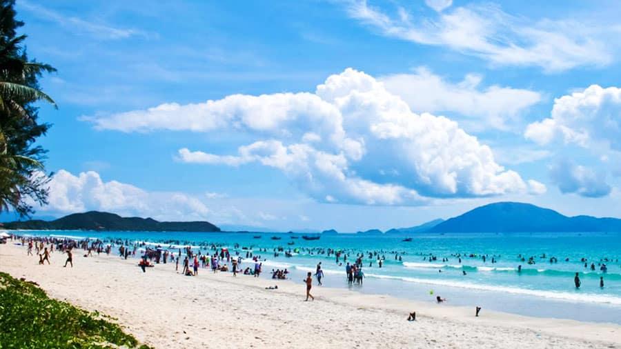 Biển Hải Tiến Thanh Hoá xinh đẹp