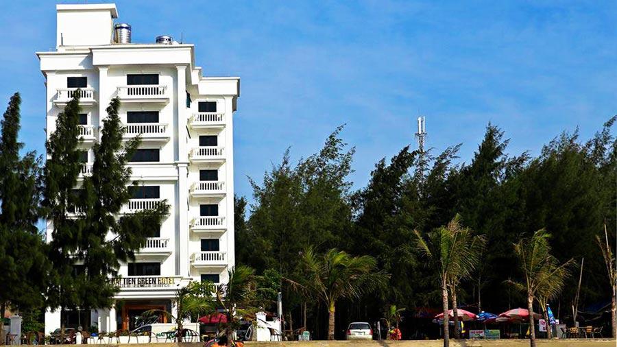 Khách sạn Hải Tiến Green
