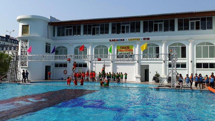 Các hoạt động giải trí thú vị tại Hải Tiến Resort