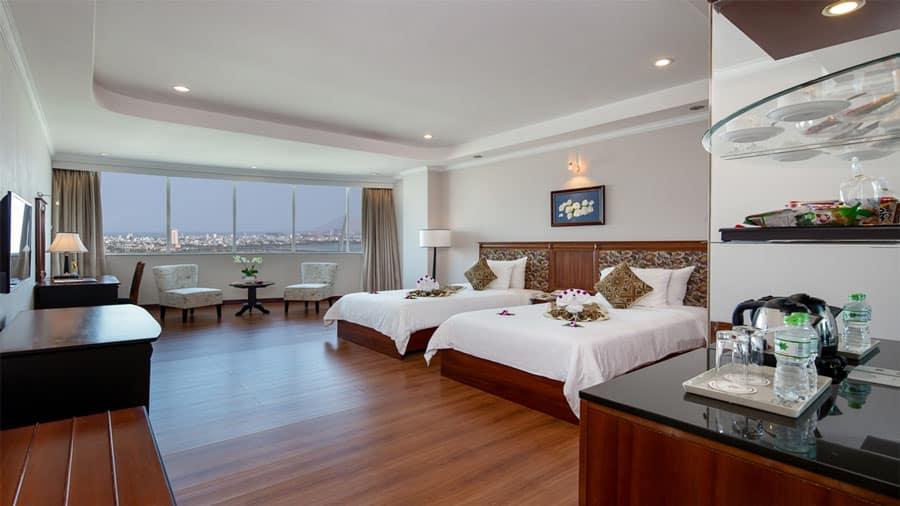 Phòng twins - Hải Tiến Resort