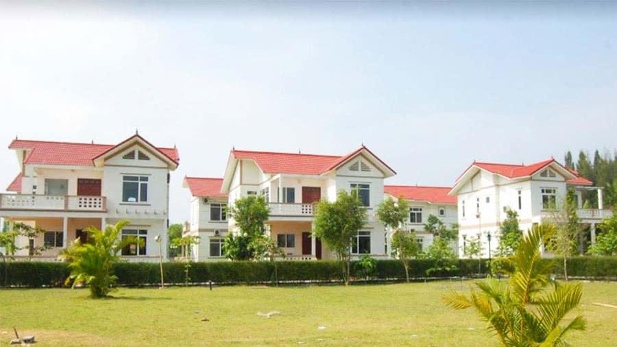 Các Villa - Hải Tiến Resort