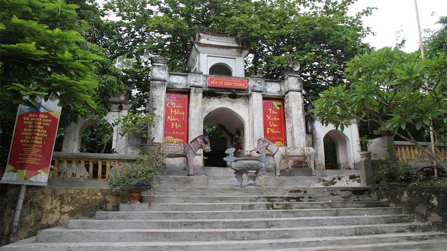Đền thờ Tô Hiến Thành, Thanh Hóa
