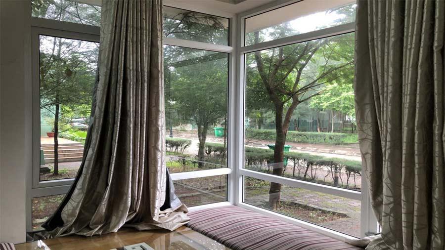 Family Villa Garden view - Eureka Linh Trường