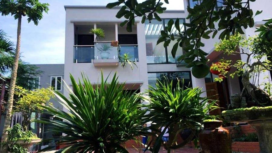 D'Home Homestay là một căn biệt thự 2 tầng khang trang