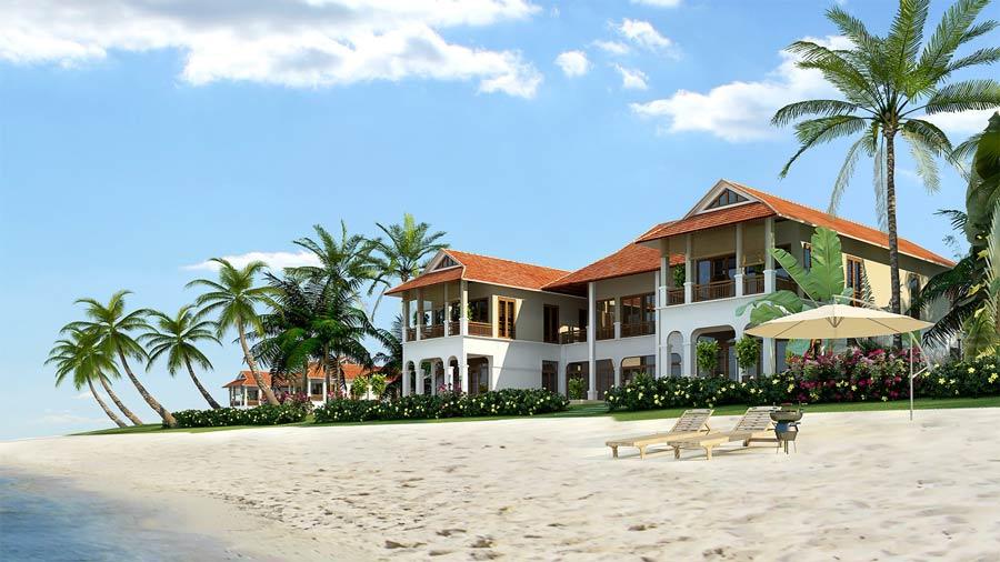 Beachfront Villa - Eureka Linh Trường